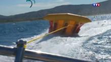 Le 13 heures du 31 juillet 2015 : Fly fish, block jump, turbo banane... les attractions aquatiques de l'été - 1354