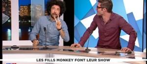"""Les Fills Monkey font leur show : le """"Tap-tada"""", le langage absurde de ces batteurs"""