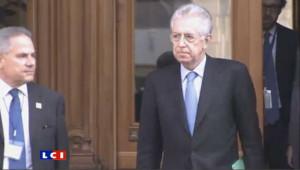 Mario Monti, le 13 novembre 2011.