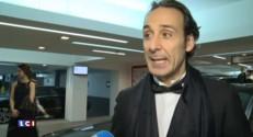 """Oscar de la meilleure musique originale : """"Je partage ça avec la France"""""""