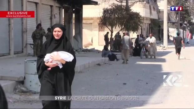 Syrie : la ville de Manbij libérée, les otages revivent