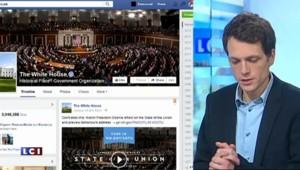 Discours sur l'état de l'Union : la Maison Blanche fait une communication 2.0