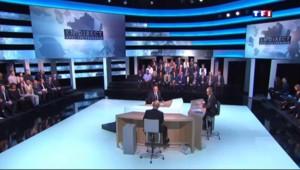 """Hollande sur TF1 : """"Diriger la France est exceptionnel"""""""