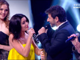 Jenifer et Patrick Bruel - NRJ Music Awards 2013