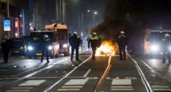 Pays-Bas : émeutes urbaines à La Haye, 3/7/15