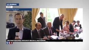Réforme des retraitess : syndicats et patronat reçus à Matignon