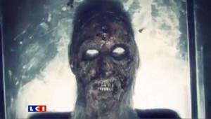 """""""Zombin Laden"""" où le retour de ben Laden est une vidéo qui fait partie d'un concours organisés par """"Panic cinéma""""."""