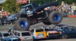 Accident de Monster Truck aux Pays-Bas, 29/9