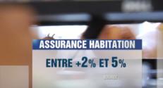Le 20 heures du 28 novembre 2014 : Augmentation des assurances : qu%u2019est-ce qui changera ? - 1073.699