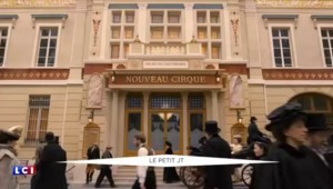 """Le film """"Chocolat"""" avec Omar Sy raconté par les enfants"""