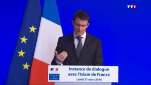 Les mesures de Valls contre la radicalisation islamique