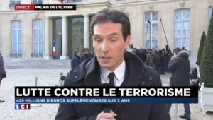 Les mesures de Valls pour lutter contre le terrorisme