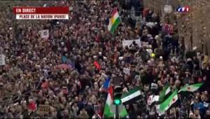 Marche républicaine: juifs et musulmans côte à côte dans le cortège