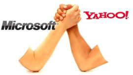Microsoft Yahoo !