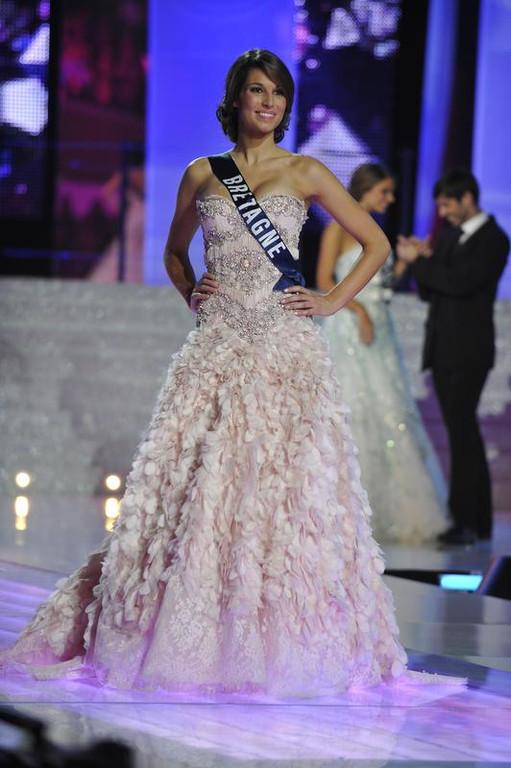 Soirée de Miss France 2011 - Laury Thilleman - Samedi 4 décembre 2011