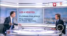 """""""Non"""" au référendum grec : """"Un souffle de liberté"""" pour le vice-président du FN Philippot"""