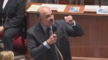Pierre Moscovici, à l'Assemblée nationale, le 5 novembre 2013