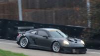 Porsche 911 GT3 R 2013 Scoop avant
