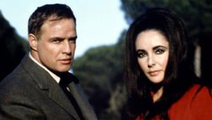 Reflets dans un oeil d'or de John Huston avec Marlon Brando et Elizabeth Taylor