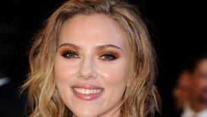 Scarlett Johansson, à Los Angeles, en février 2011.