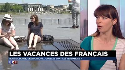 Si les Français partent souvent en vacances dans la famille, ça n'est pas qu'une question de budget