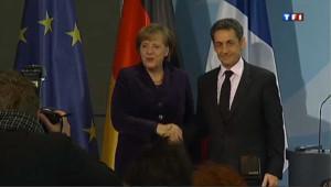 Taxe Tobin : Merkel privilégie toujours la solution européenne