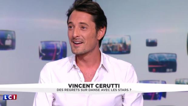 Vincent Cerutti dans La Médiasphère de LCI le 8 janvier 2016.