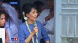 Birmanie : Aung San Suu Kyi candidate aux législatives partielles