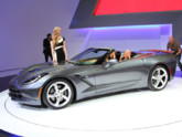 Corvette Stingray Roadster Salon Genève 2013