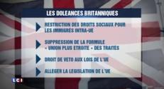 A peine réélu, David Cameron lance sa tournée européenne à Paris