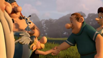 Astérix - Le Domaine des dieux de Louis Clichy et Alexandre Astier