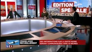 """Crash d'un Airbus A320 : une enquête qui promet d'être """"longue, difficile et compliquée"""""""