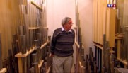 Dans le ventre du tout nouvel orgue de la Philharmonie de Paris