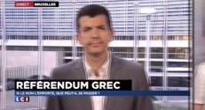 L'actu vue de Bruxelles : La Grèce