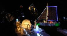 Le 13 heures du 25 décembre 2014 : MAISONS ILLUMINEES SOMME - 2254.778