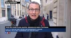Réunion de crise à Matignon après les attaques des derniers jours
