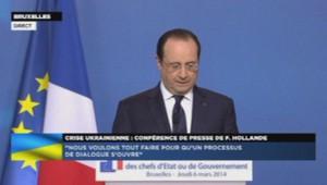 François Hollande Ukraine