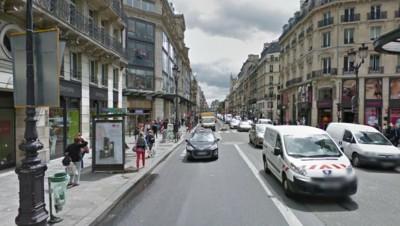 rivoli rue de Rivoli