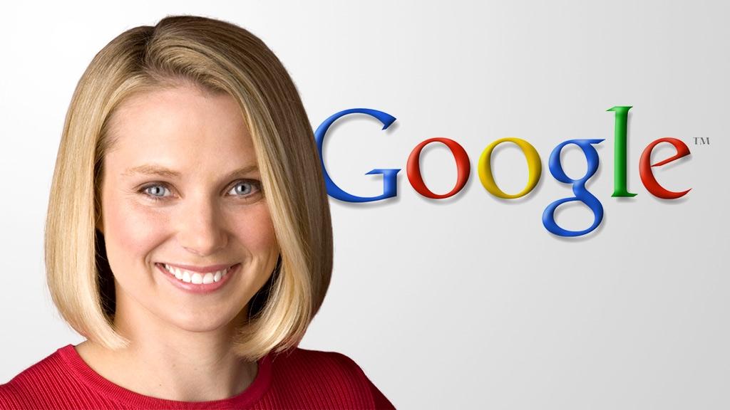 Marissa Mayer, Vice-présidente de Google chargée du moteur de recherche