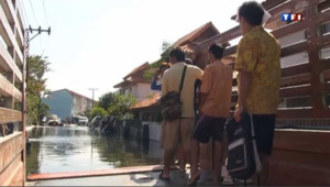Bangkok craint une inondation catastrophique