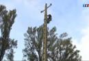 Intempéries: des milliers de foyers sans électricité