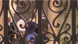 La famille de la joggeuse reçue par Nicolas Sarkozy à l'Elysée