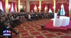 """Valls sur le choc de simplification : """"Comme disait l'autre, le bout du chemin est encore loin"""""""