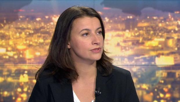 Cécile Duflot au 20h de France 2 le 24 septembre 2012