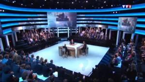 """Hollande sur TF1 : """"Vous croyez que j'aime les grands restaurants ?"""""""