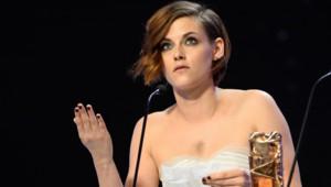Kristen Stewart et son César de la meilleure actrice dans un second rôle