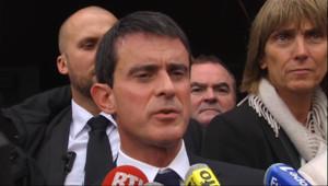 """Le 20 heures du 9 octobre 2014 : Valls : """"Ne chercher pas des probl�s l�� il n%u2019y en a pas"""" - 1030.62"""