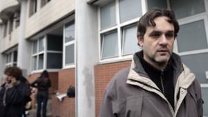 Le dessinateur Riss, nouveau directeur de la publication Charlie Hebdo