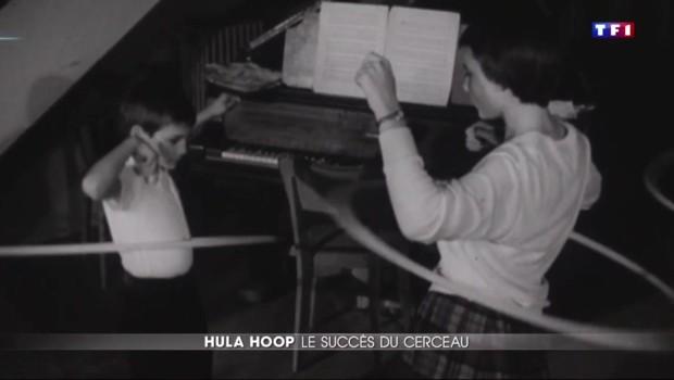 Le hula hoop : nouvelle star des salles de fitness