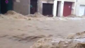 météo saint-pargoire déluge inondations hérault
